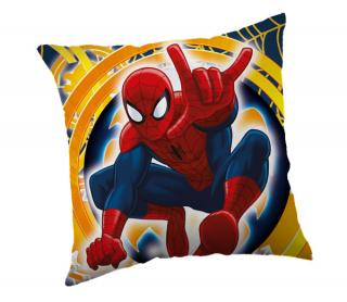 Polštářek Spiderman yellow 40/40