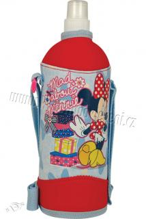 750ml láhev na pití v termoobalu Disney Minnie
