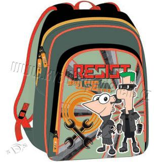 Batoh Disney Phineas and Ferb