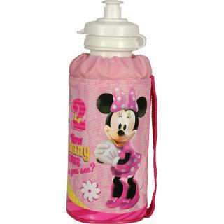Láhev na pití v termo obalu 550ml - Disney Minnie